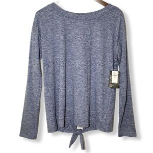 Gap NWT Sexy Tie Back Brushed Tech Jersey